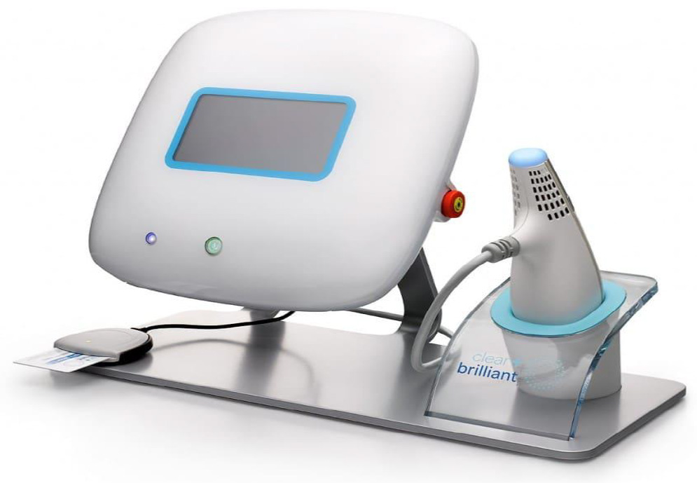 Clear + Brilliant laser treatment New Jersey